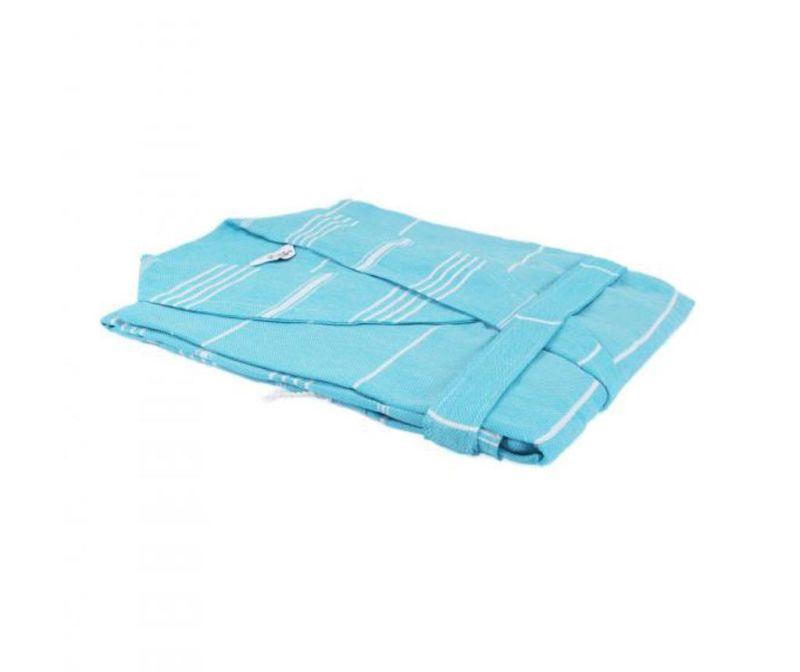 Ogrtač za kupanje Peshtemal Classic Turquoise