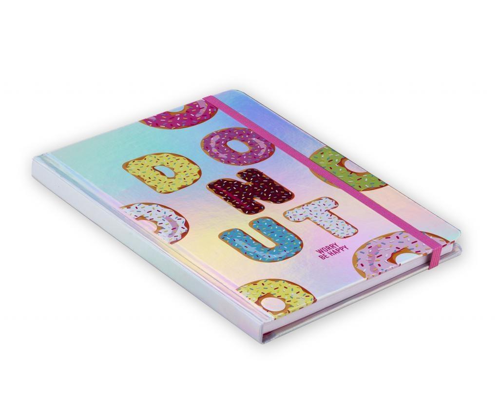 Bilježnica Donut