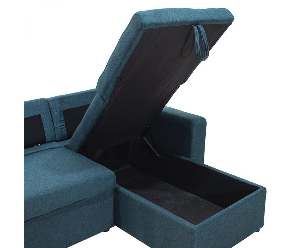 Obojestranska kotna sedežna garnitura