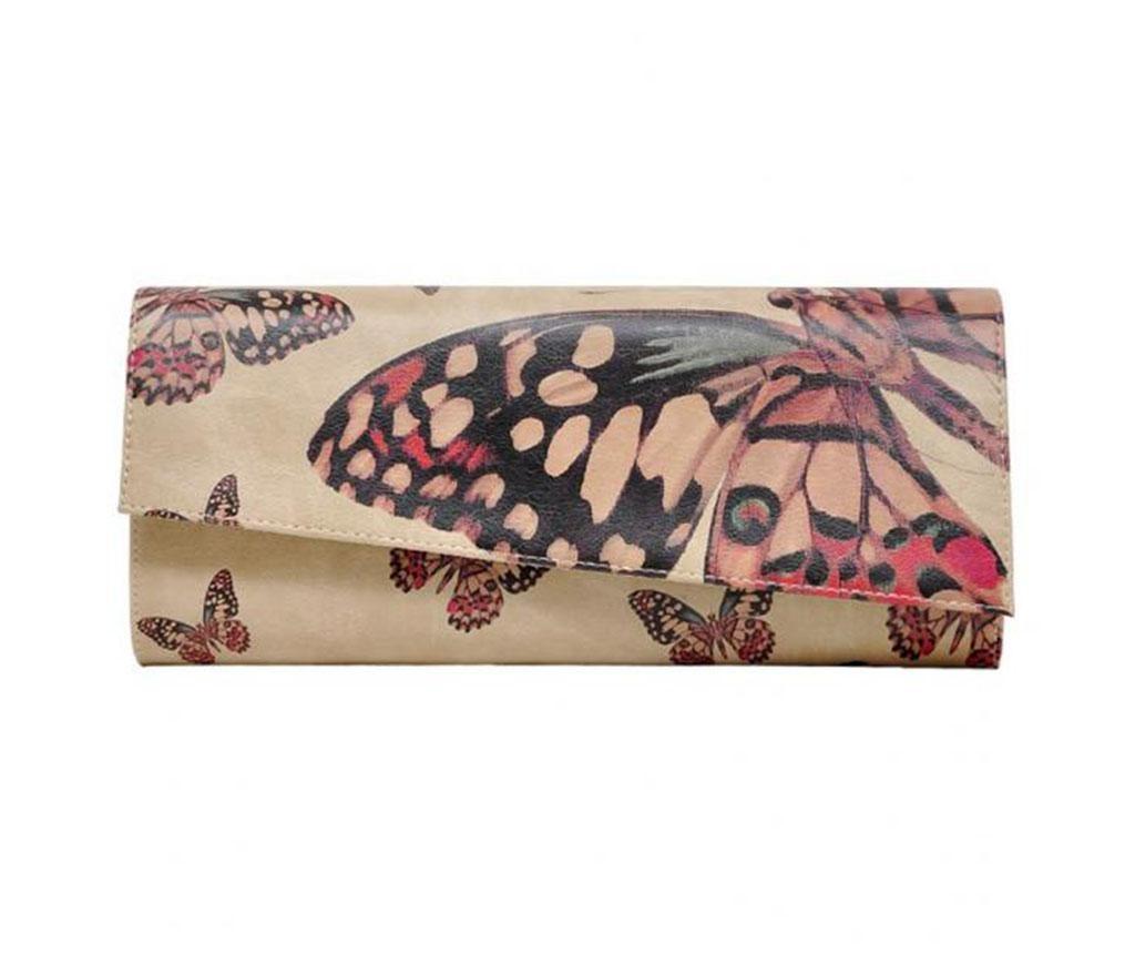 Wings on me Clutch táska