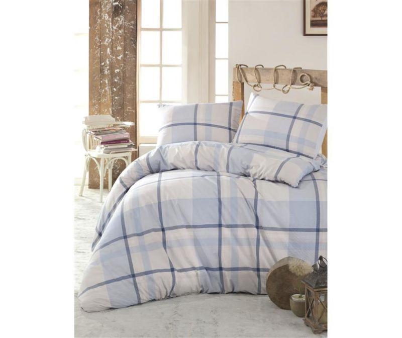 Set posteljina Double Ranforce Sava Blue