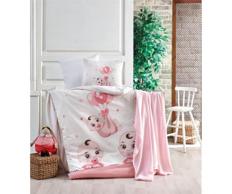 Posteljina za krevetić