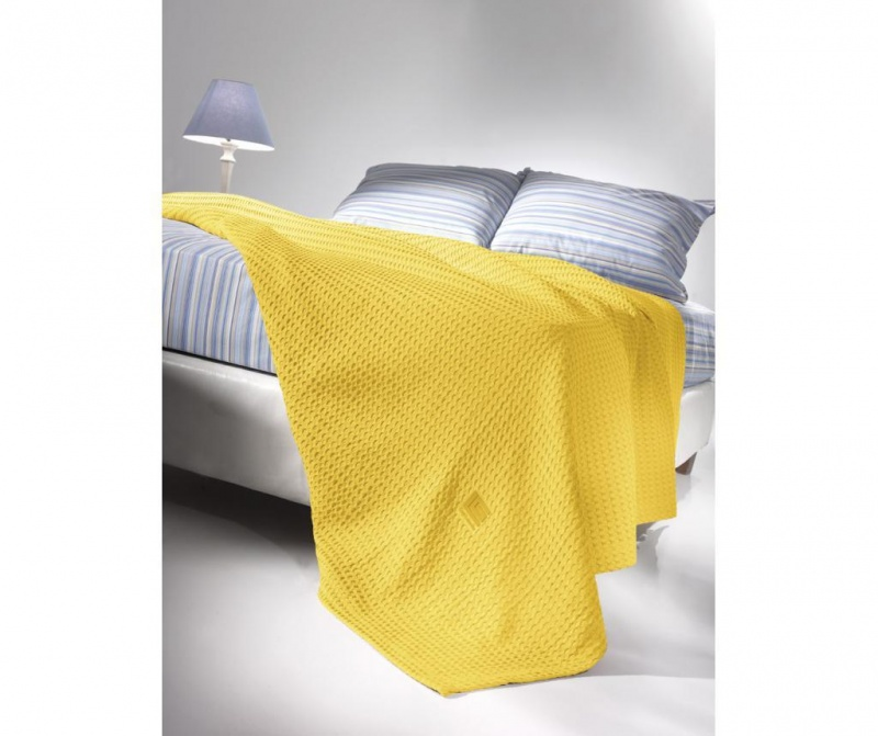 Deka Crystal Yellow 230x260 cm
