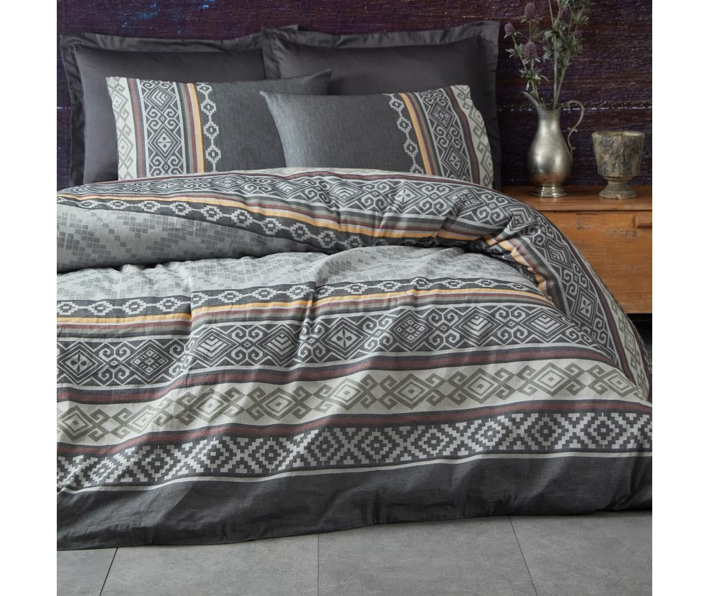 Set posteljina Double Etingu Anthracite