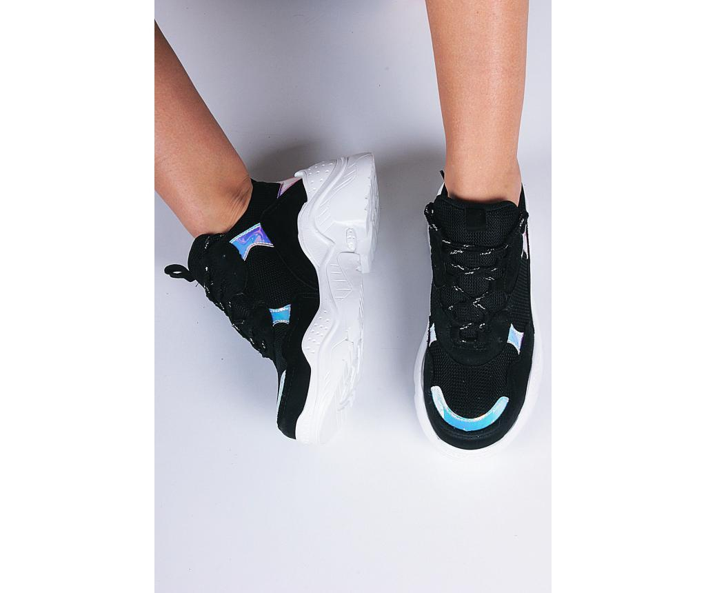 Pantofi sport dama 39 - inan shoes, Multicolor