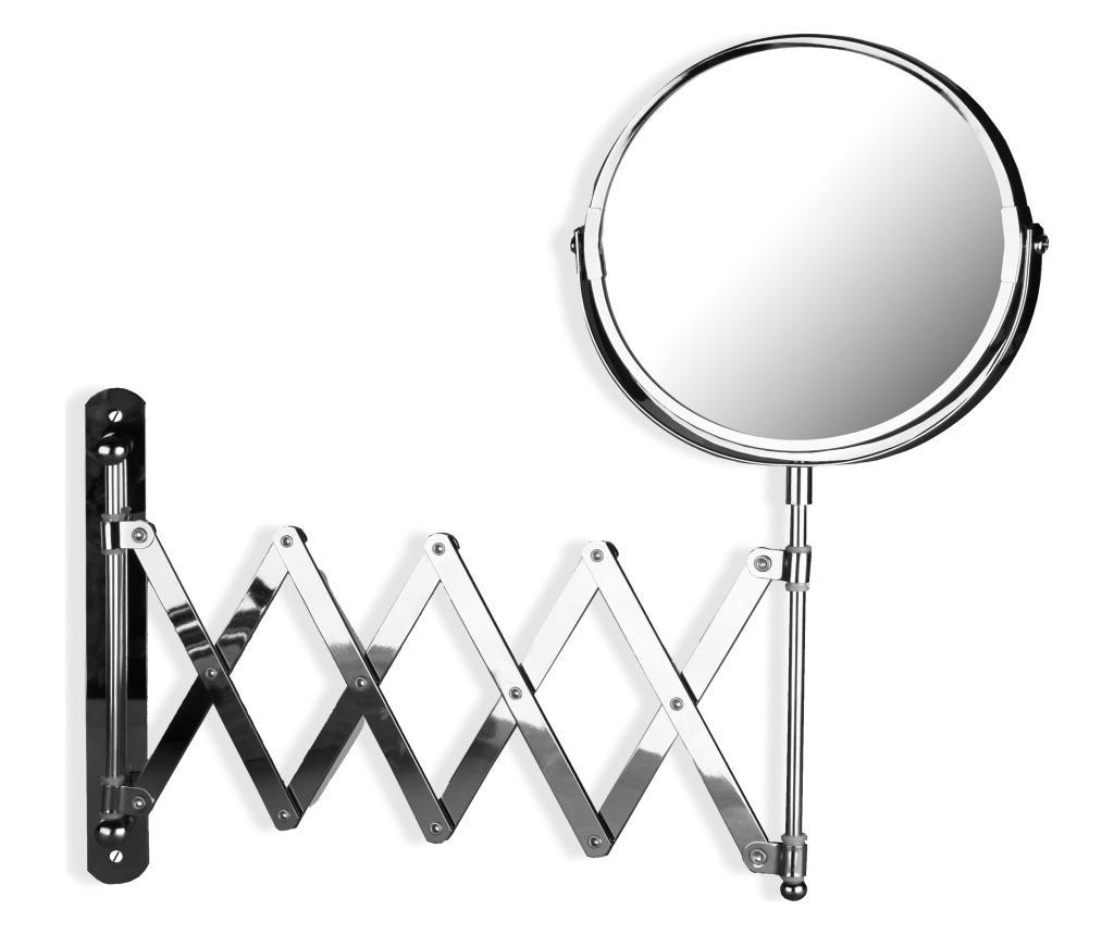 Oglinda cosmetica - Versa, Gri & Argintiu