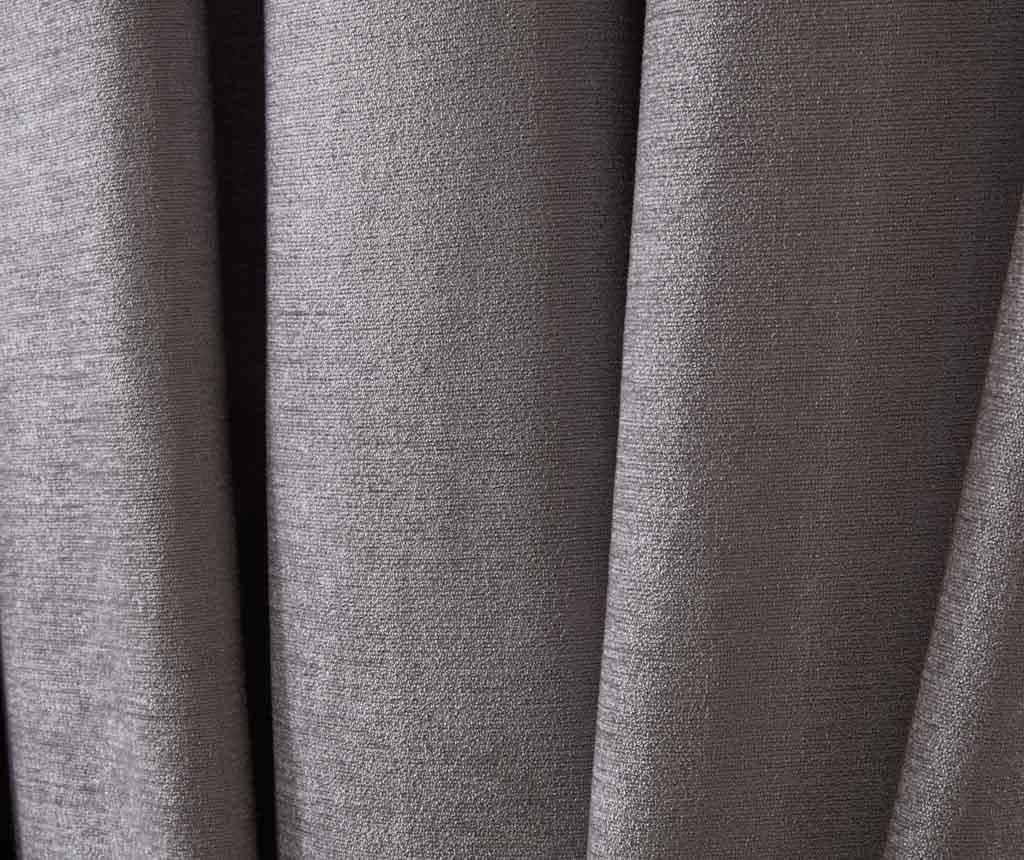 Austin Grey 2 db Függöny 117x229 cm