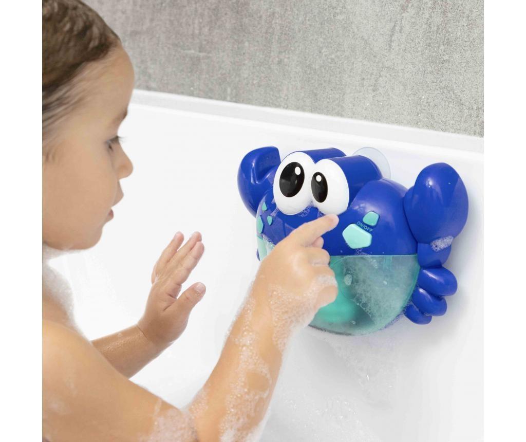 Zenélő játék fürdőkádba