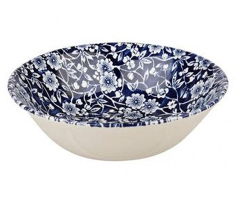 Bol pentru cereale Victorian Blue