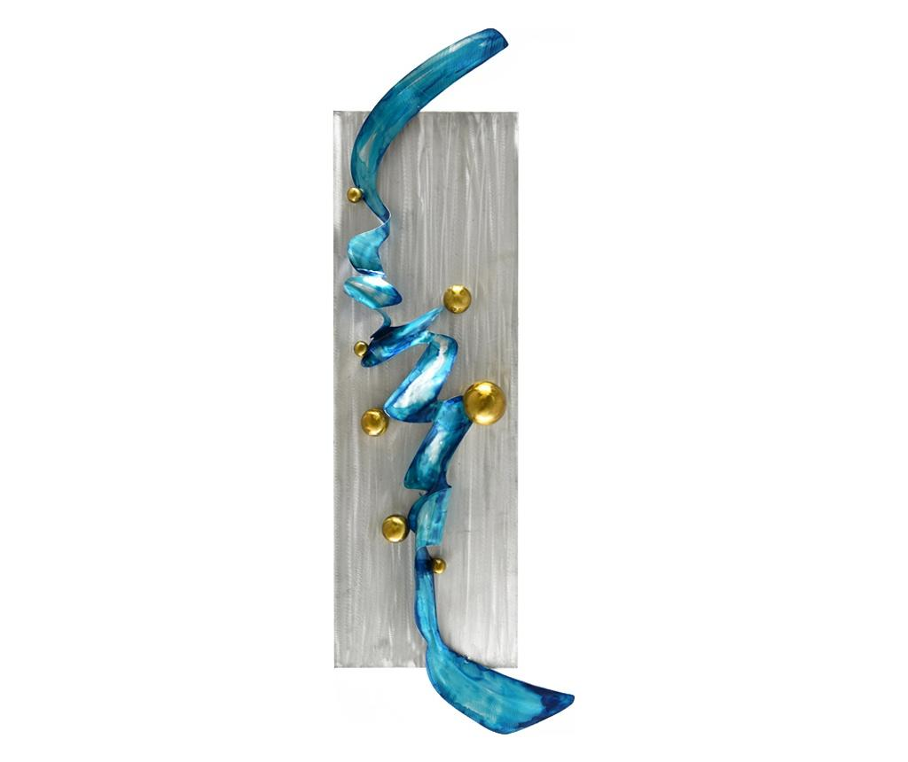 Decoratiune de perete - Socadis, Albastru