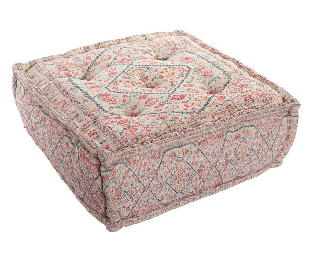 Perna de podea Aged Multi 60x60 cm - Item International, Multicolor