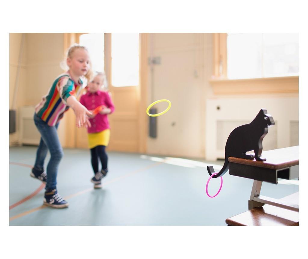 Joc de indemanare Cat Toss - BS Toys, Multicolor