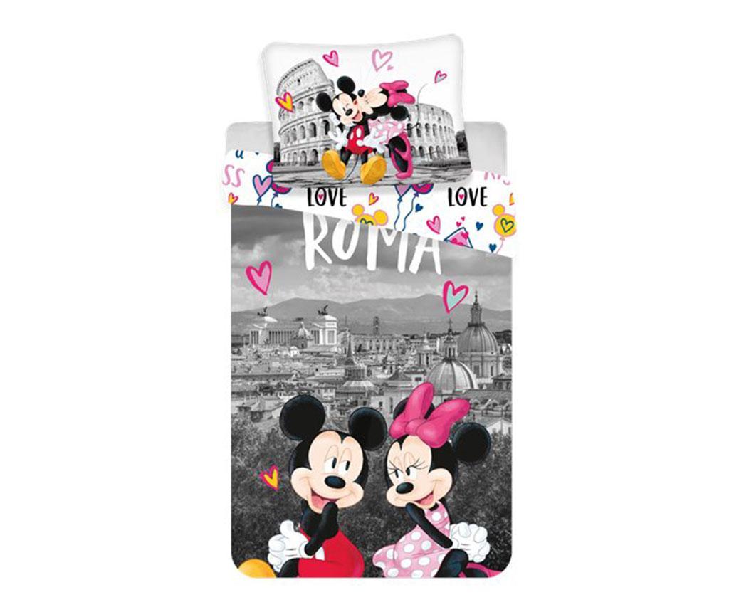 Set de pat Single - Minnie Mouse by Disney