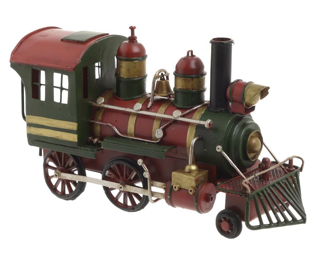 Decoratiune Locomotive - inart, Rosu