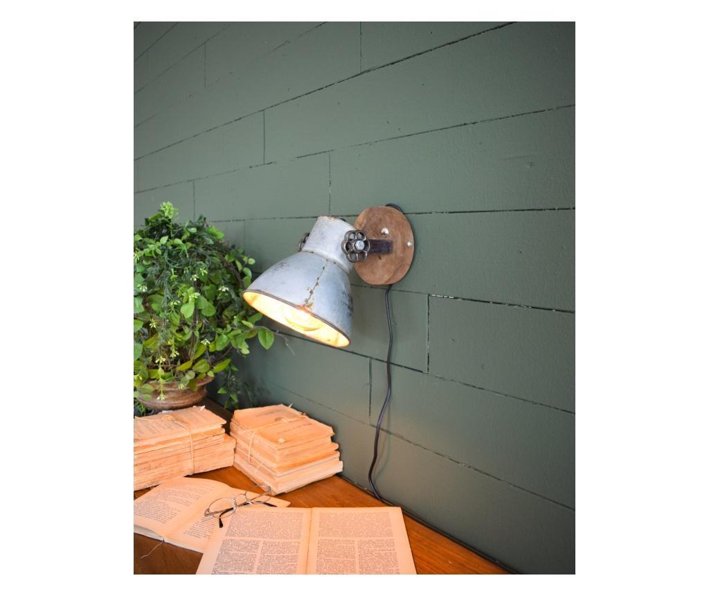 Lampa de birou - Orchidea Milano, Gri & Argintiu,Maro