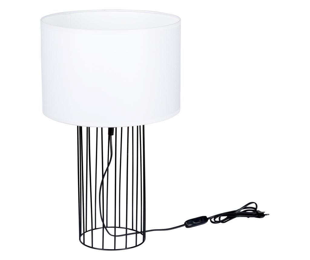 Veioza - BRITOP Lighting, Alb,Negru