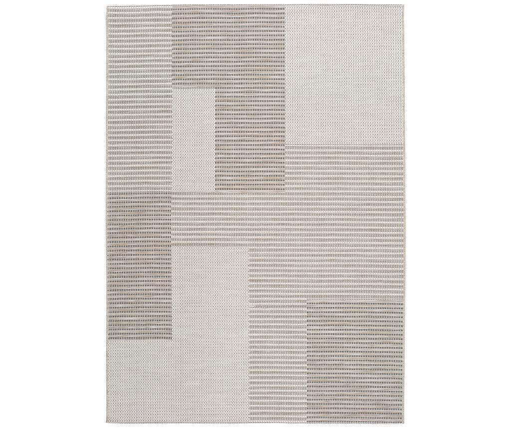 Covor Cork Beige 115x170 cm - Universal XXI, Crem