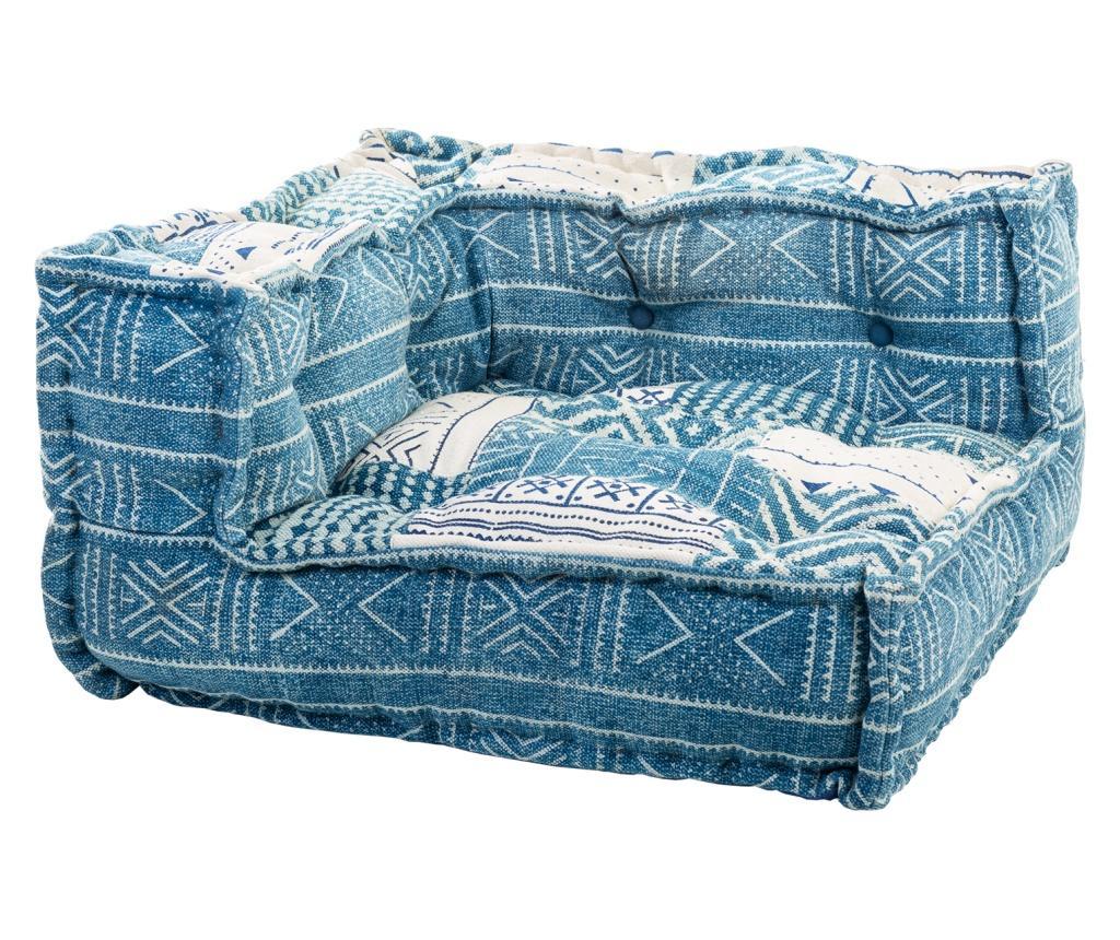 Perna de podea - Creaciones Meng, Albastru