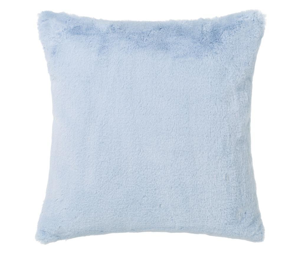 Perna decorativa 45x45 cm - Casa Selección, Albastru