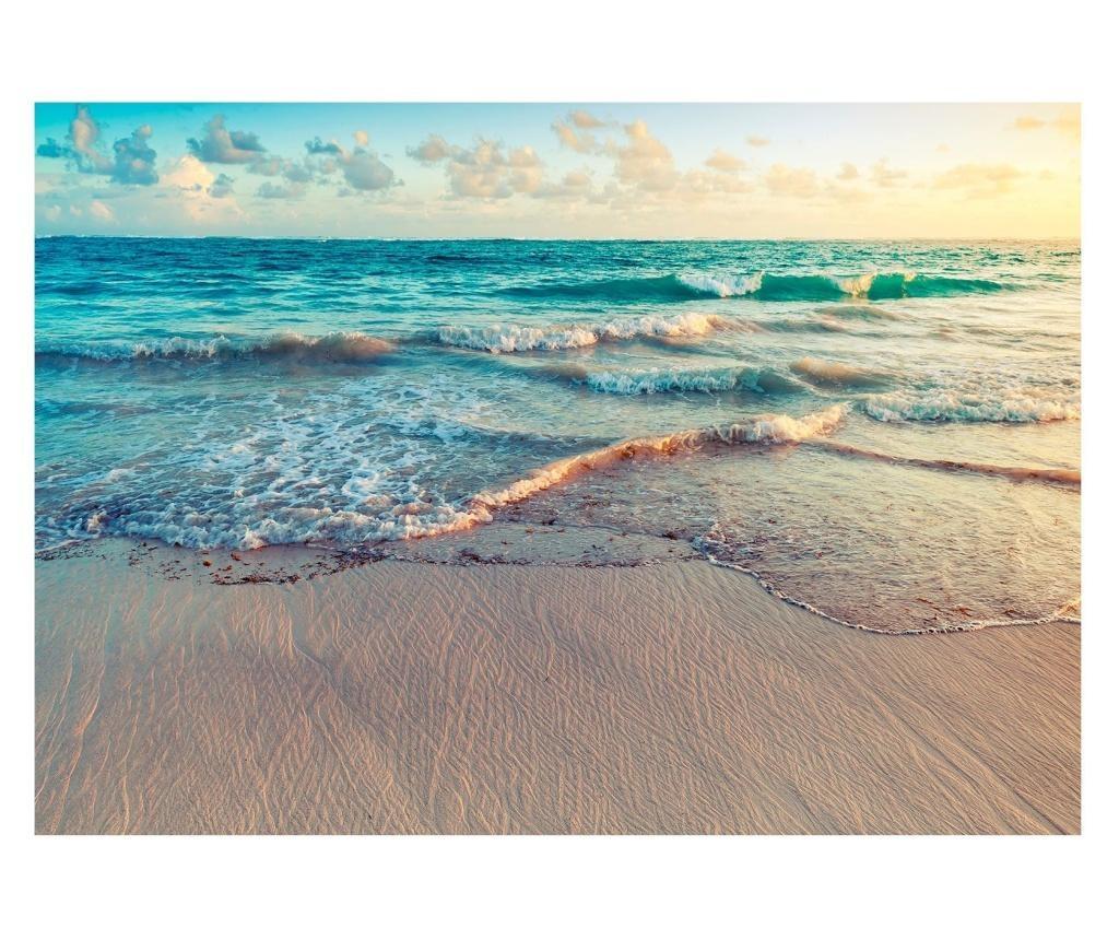 Beach In Punta Cana Fotótapéta 140x200 cm