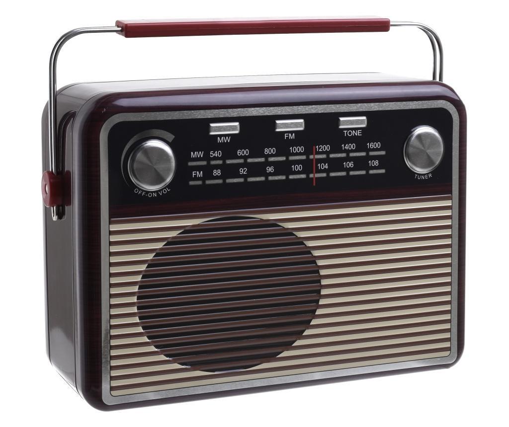 Radio Díszdoboz fedővel