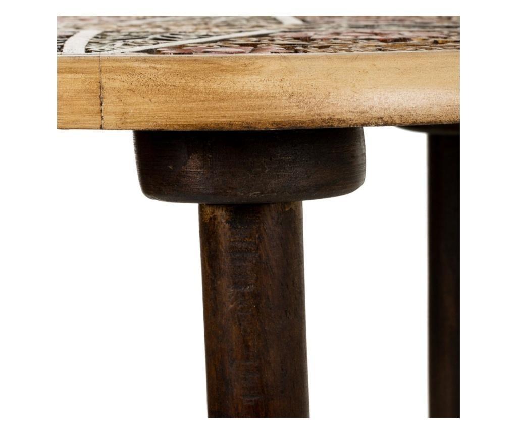 Zložljiva stranska mizica