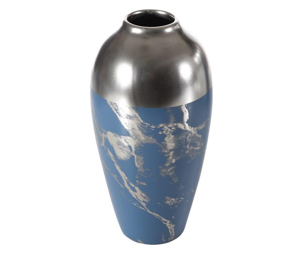 Vaza Marble - Eurofirany, Albastru