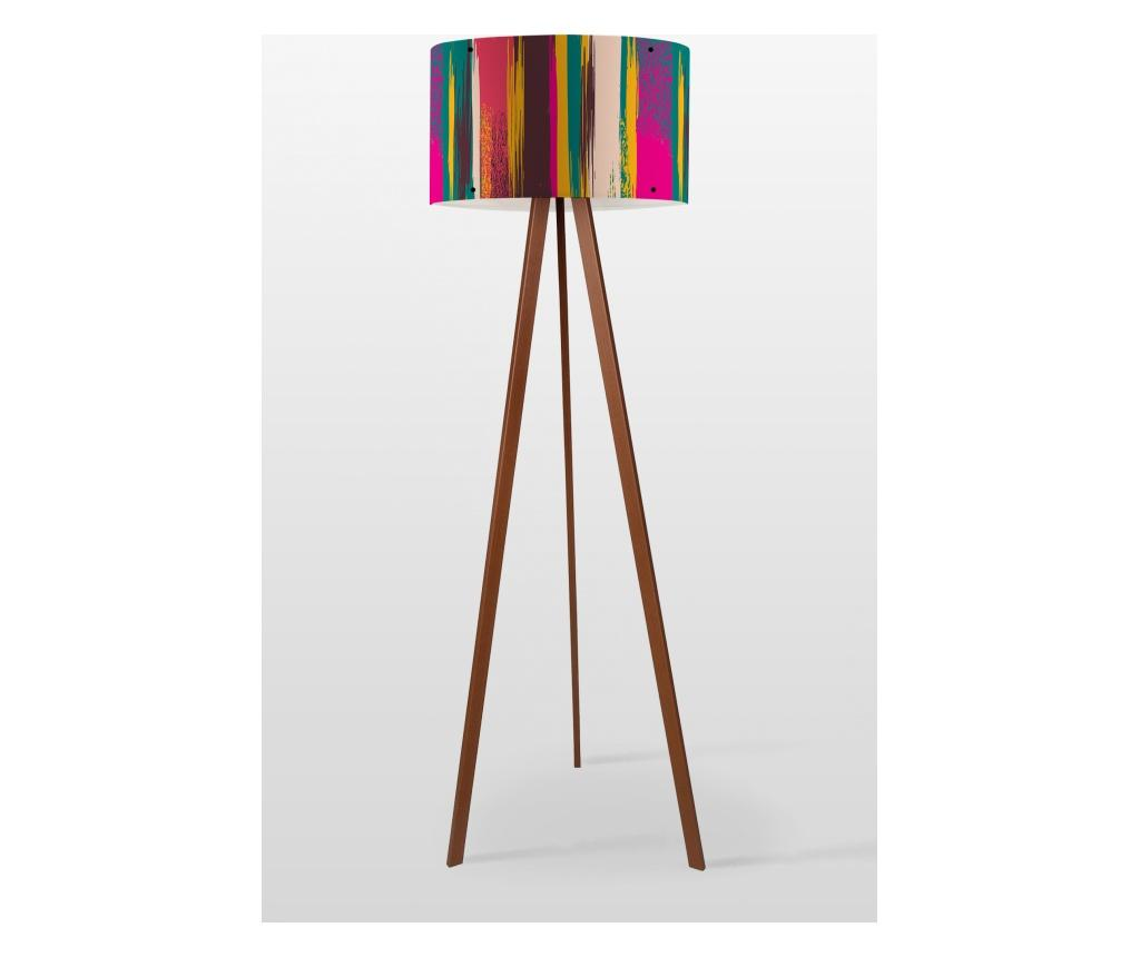 Lampadar - Squid lighting, Multicolor