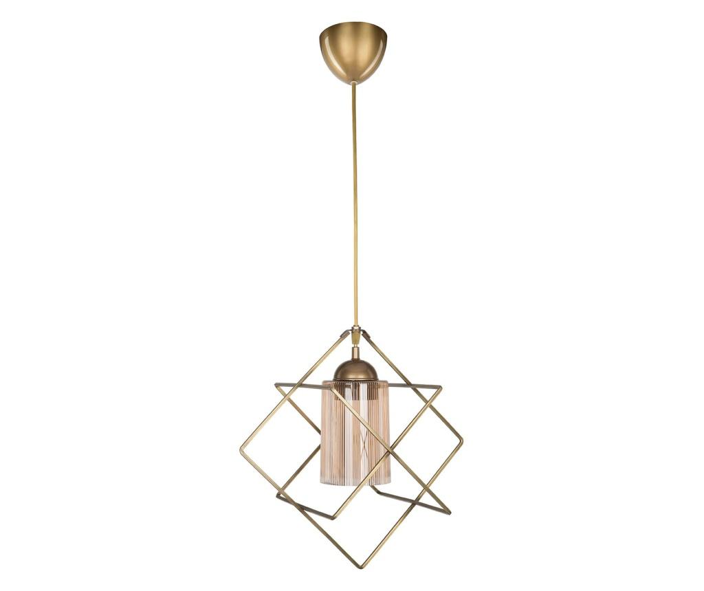 Lustra - Squid lighting, Galben & Auriu