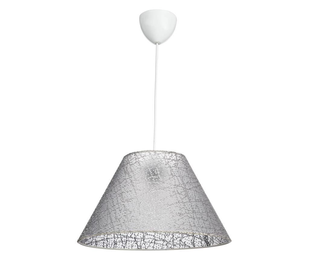 Lustra Mode Tria - Squid lighting, Gri & Argintiu