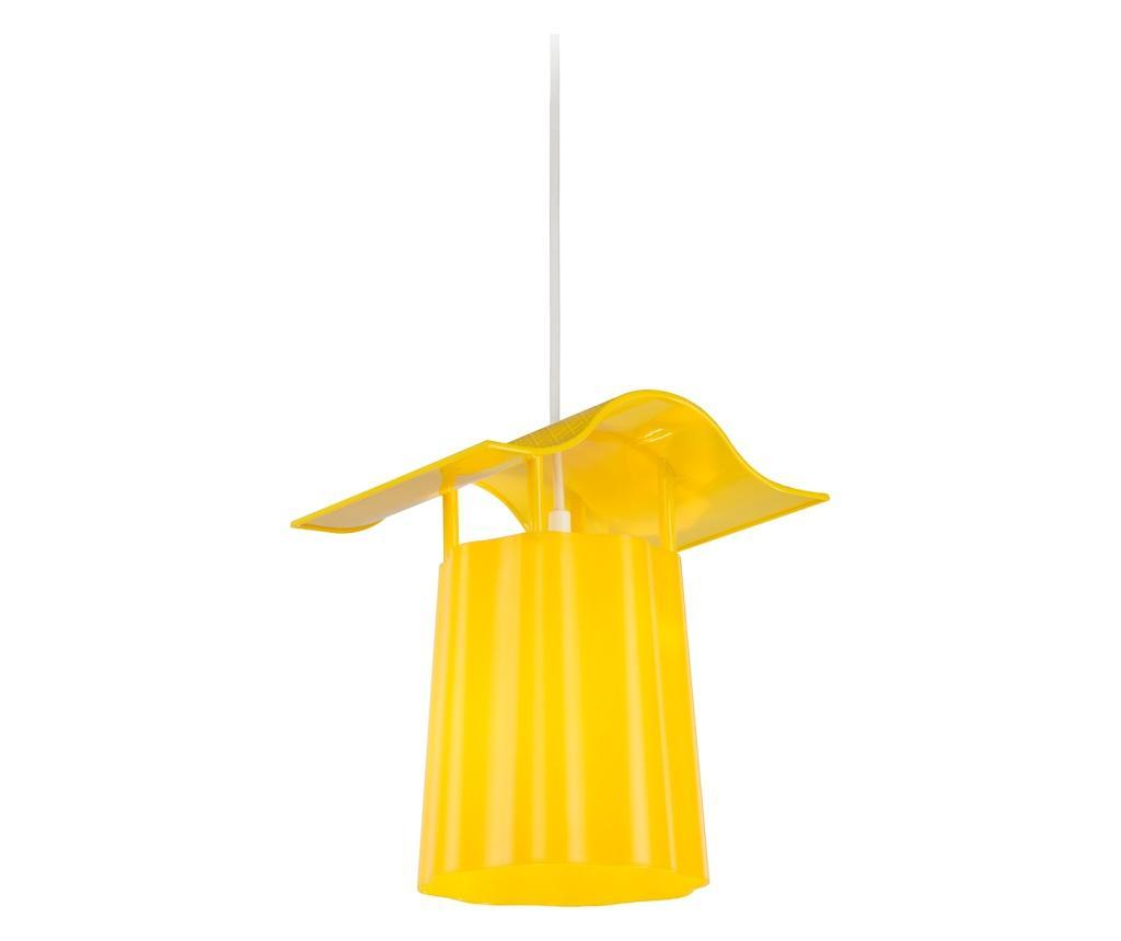 Felinar suspendabil - Squid lighting, Galben & Auriu
