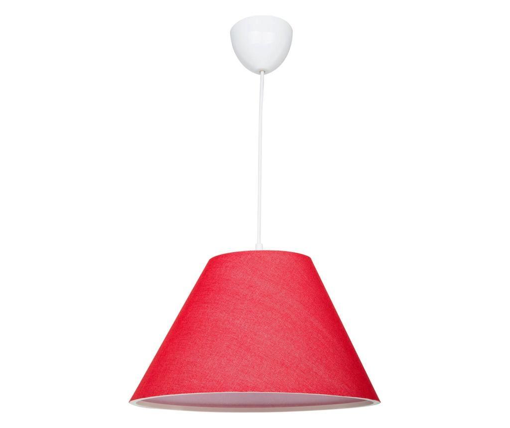 Lustra Mode Tria - Squid lighting, Rosu
