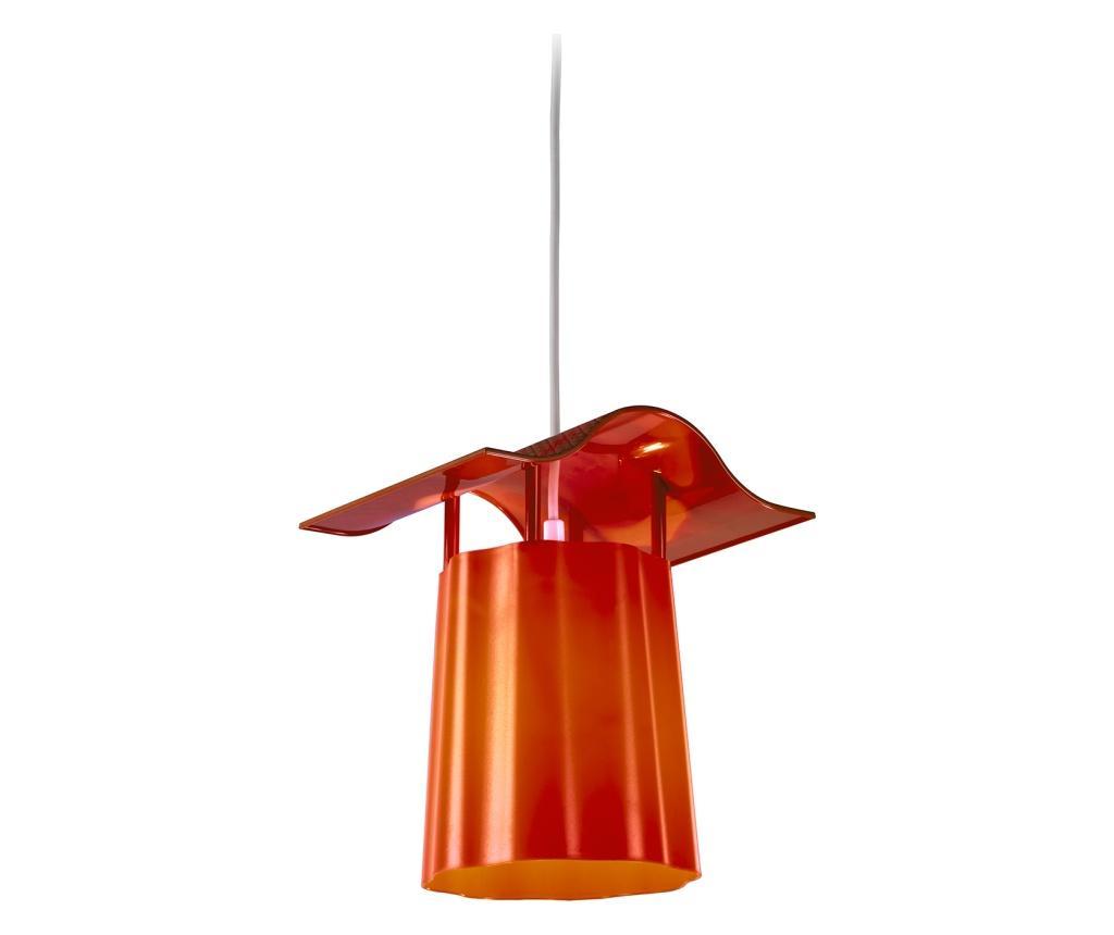 Felinar suspendabil Petip Orange - Squid lighting, Portocaliu