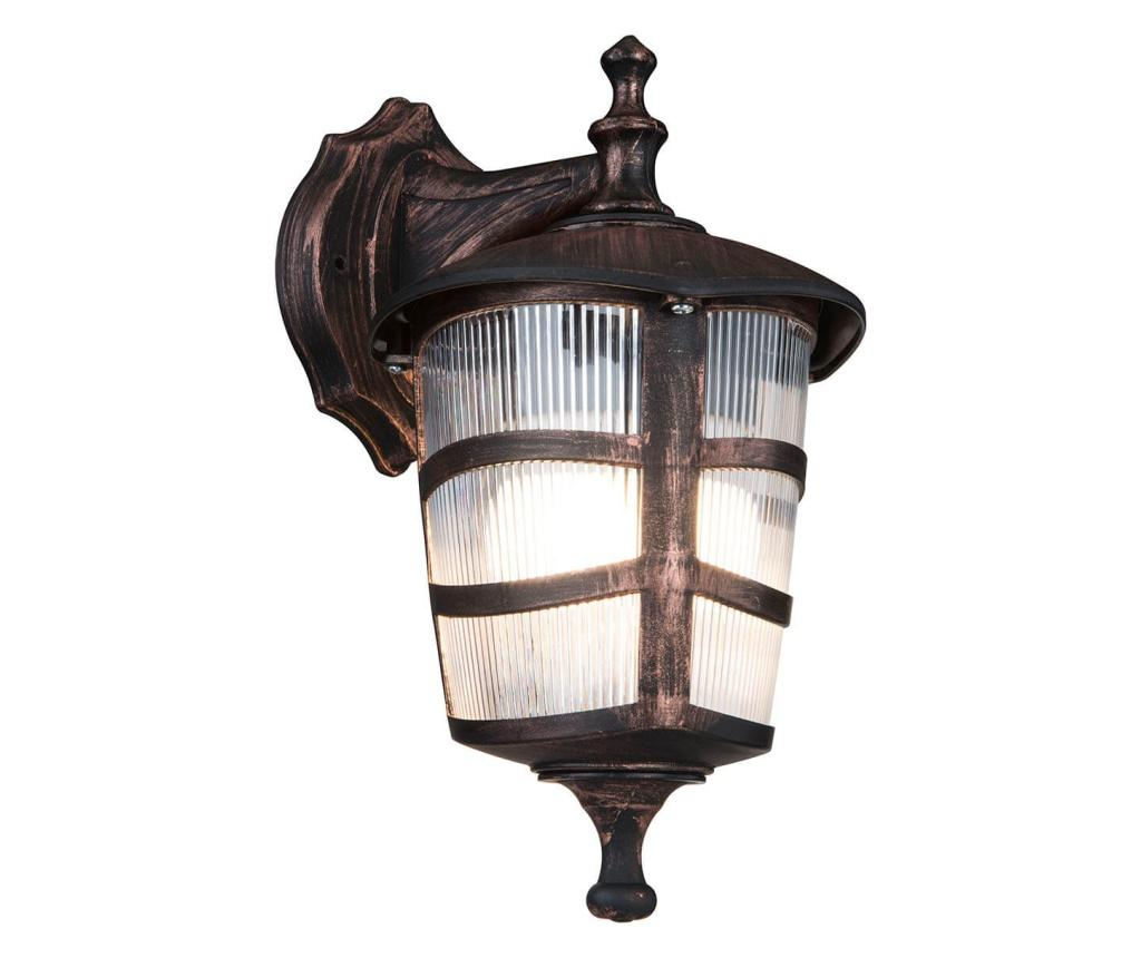 Aplica de exterior - Squid lighting, Galben & Auriu