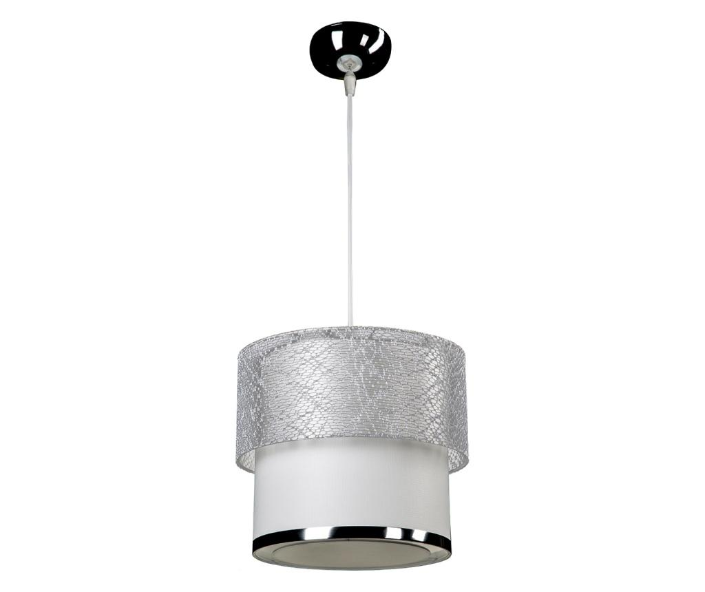 Lustra Polo One - Squid lighting, Gri & Argintiu