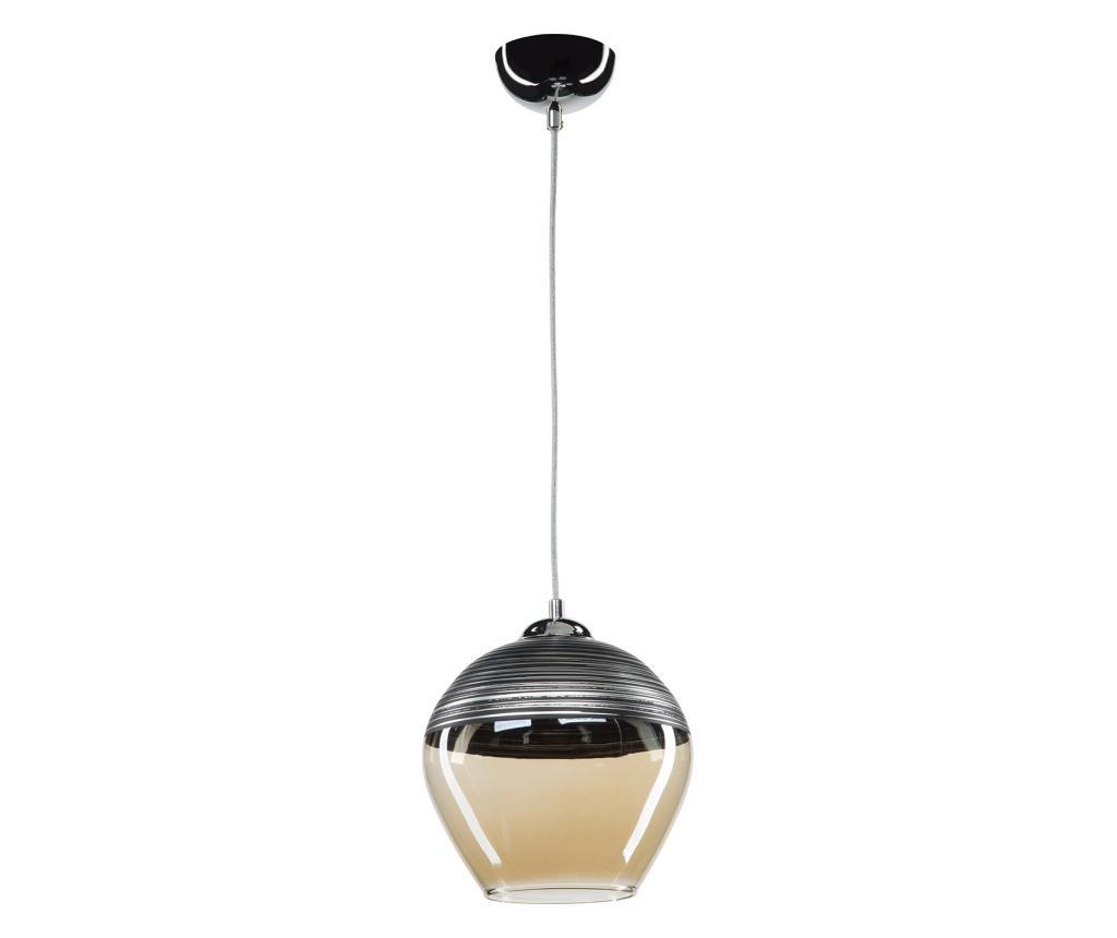 Lustra Neptun - Squid lighting, Gri & Argintiu