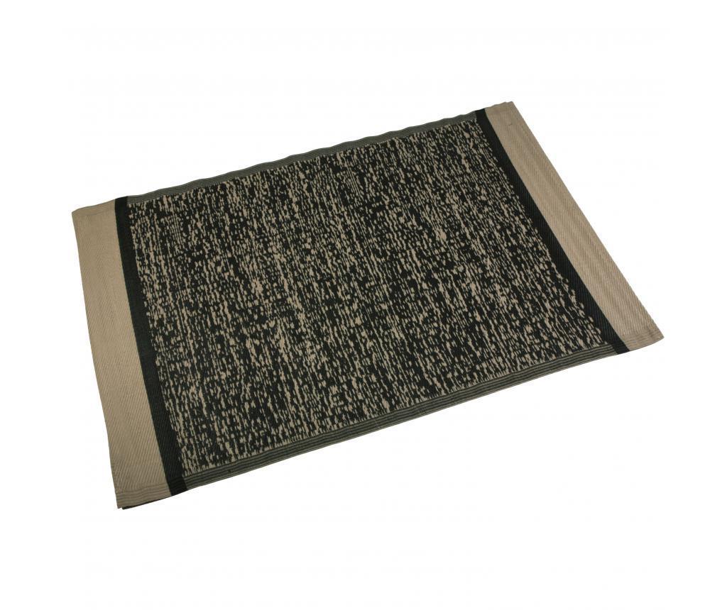 Covor 120x180 cm - Versa, Gri & Argintiu