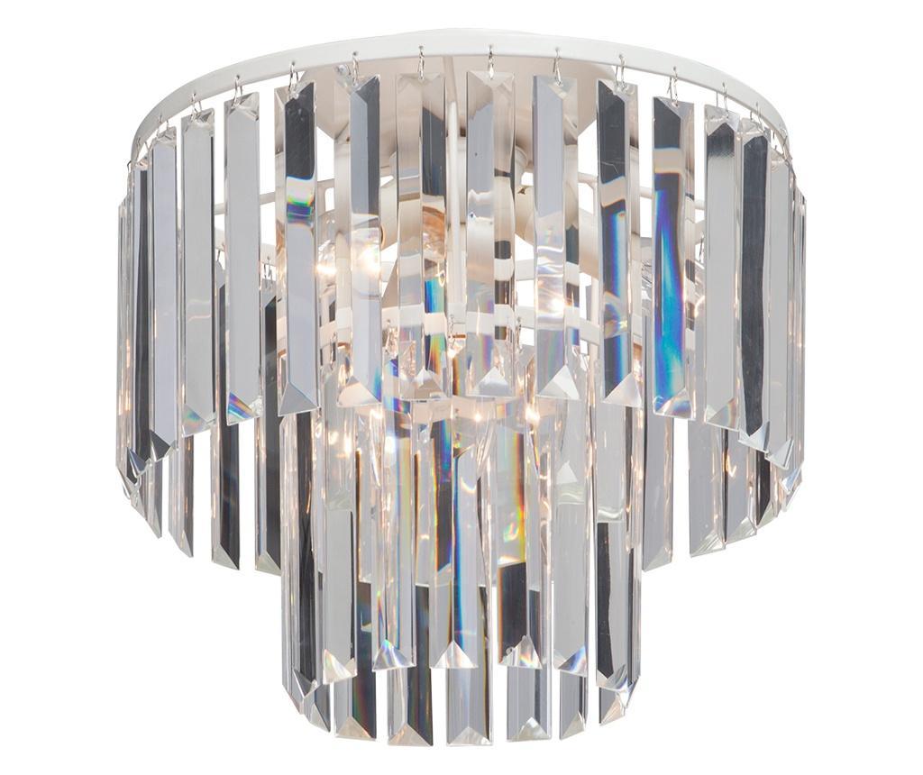 Vitaluce Lustra Diamonds Alb