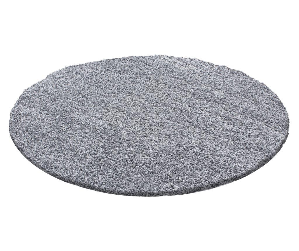Covor Life Lightgrey 120x120 cm - Ayyildiz Carpet, Gri & Argintiu
