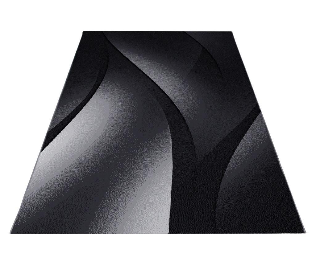Covor Plus Black 120x170 cm - Ayyildiz Carpet, Negru