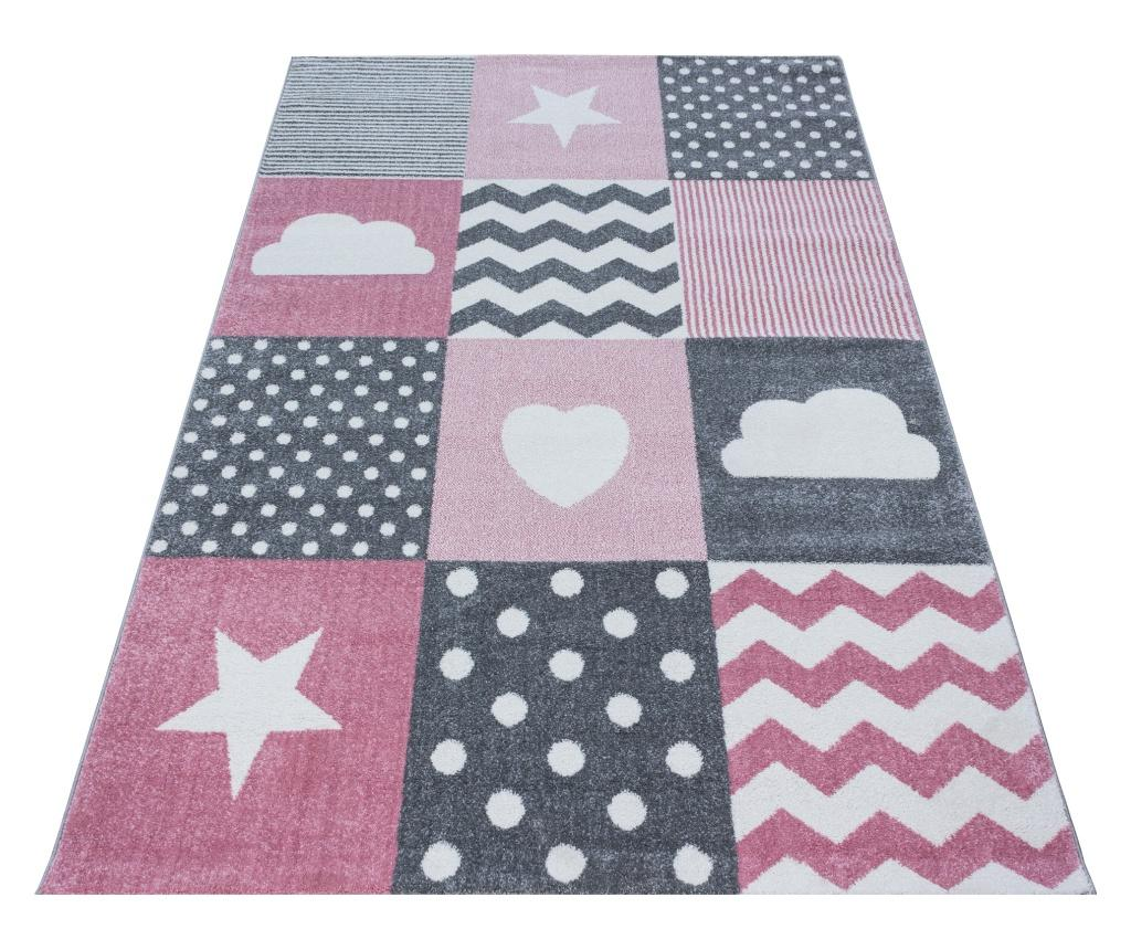 Covor Kids Pink 120x170 cm - Ayyildiz Carpet, Roz