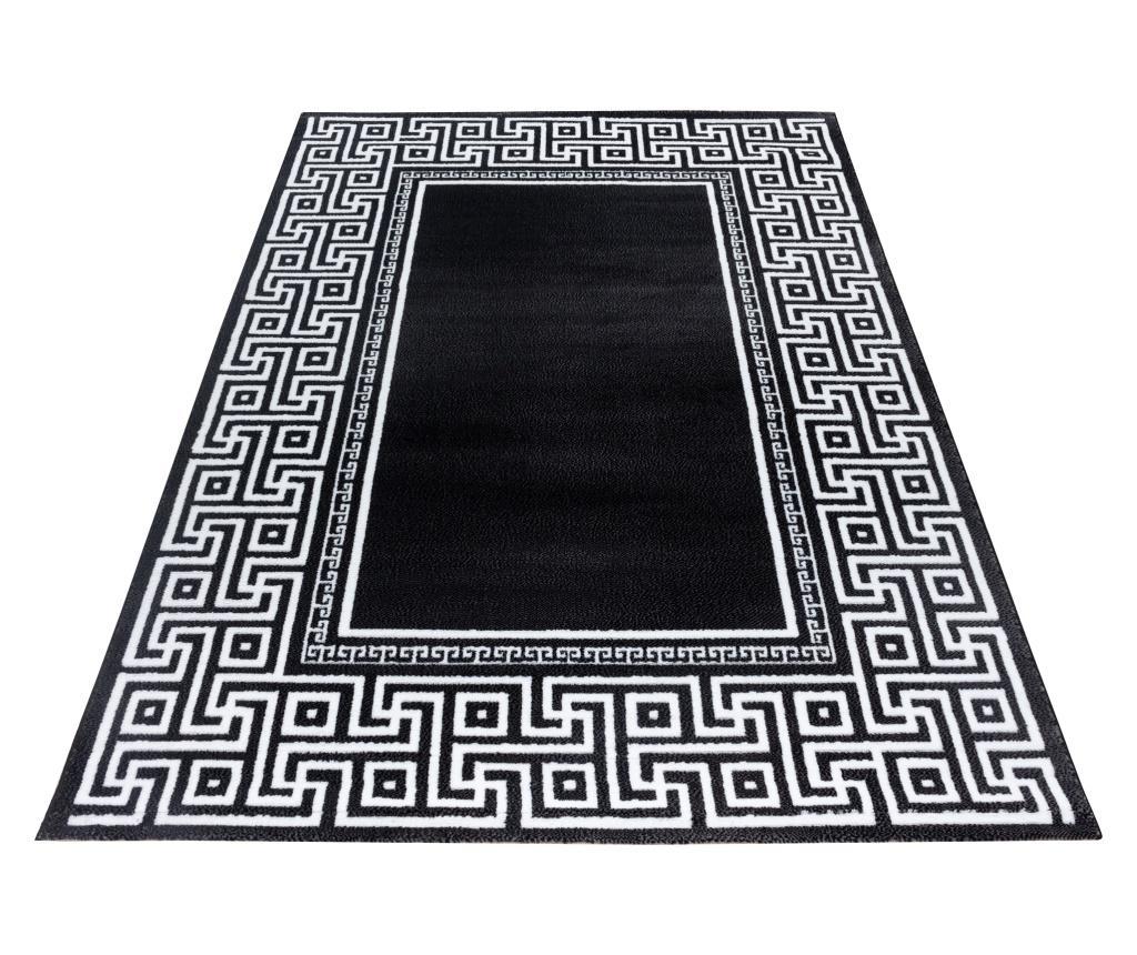 Covor Parma Black 160x230 cm - Ayyildiz Carpet, Negru