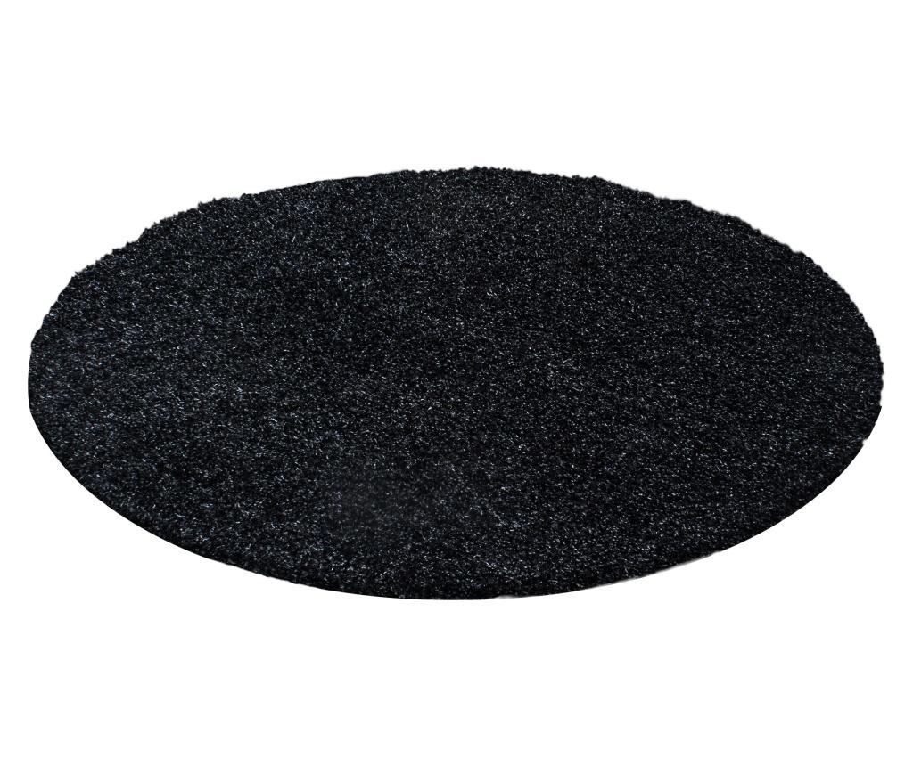 Covor Life Anthrazit 160x160 cm - Ayyildiz Carpet, Gri & Argintiu