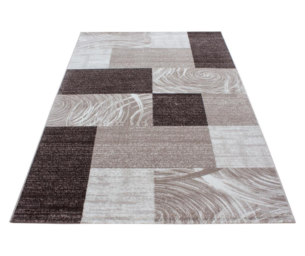 Covor Parma Brown 200x290 cm - Ayyildiz Carpet, Maro
