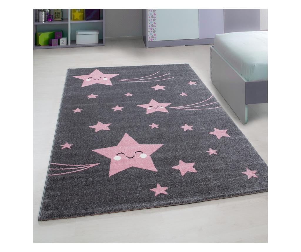 Covor Kids Pink 160x230 cm - Ayyildiz Carpet, Roz