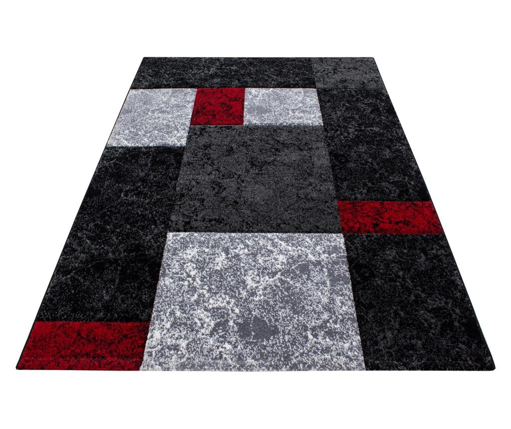 Covor Hawaii Red 80x150 cm - Ayyildiz Carpet, Rosu