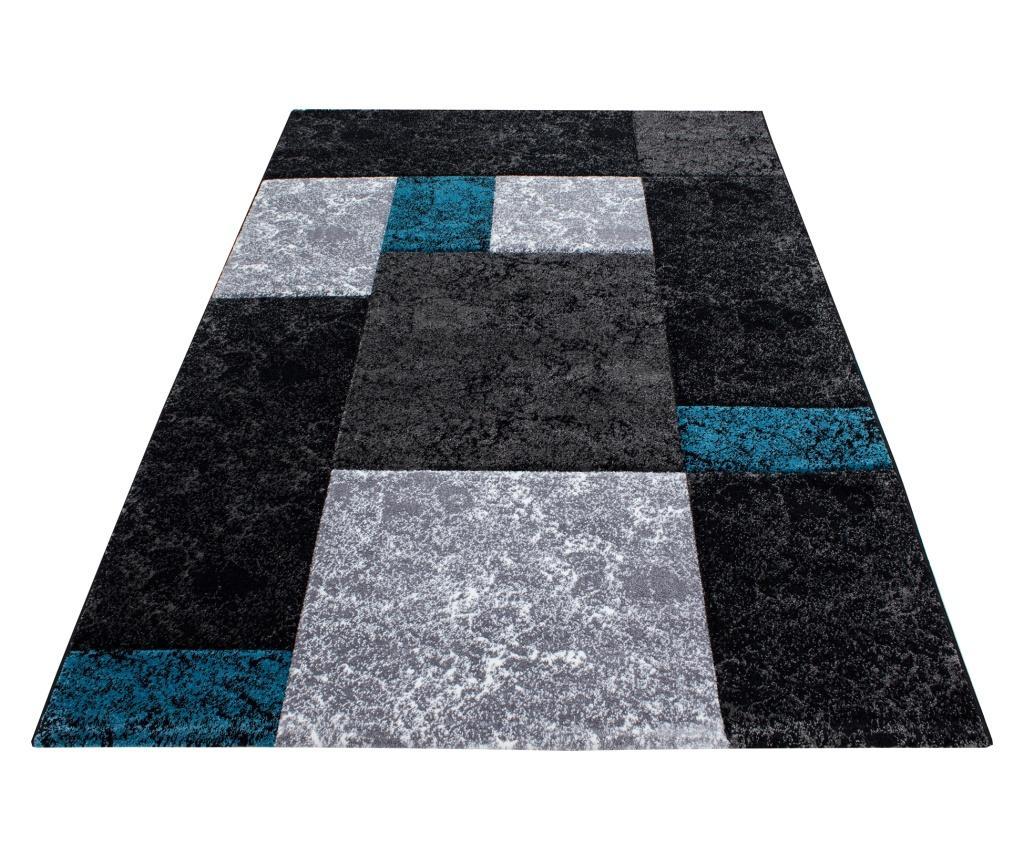 Covor Hawaii Turkis 80x300 cm - Ayyildiz Carpet, Albastru
