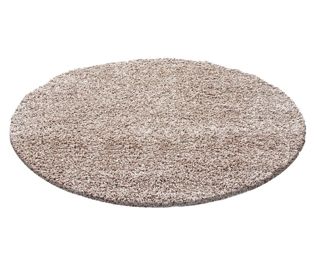 Covor Dream Beige 120x120 cm - Ayyildiz Carpet, Crem