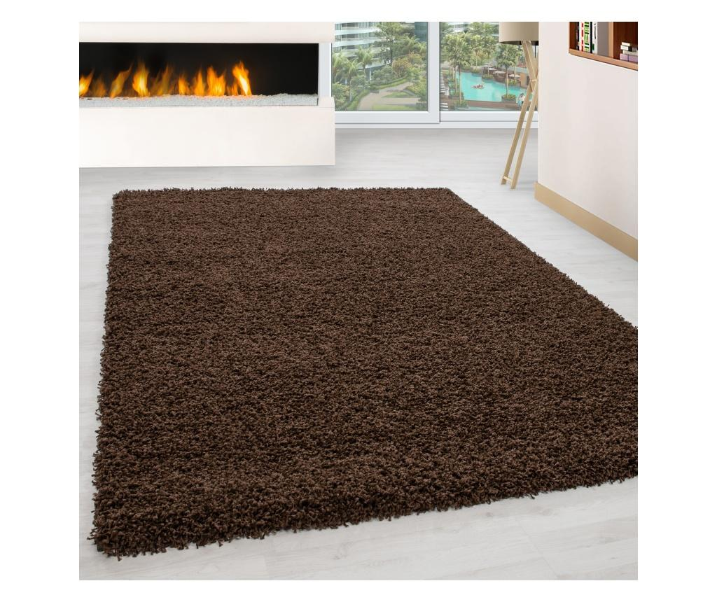 Covor Life Brown 80x150 cm - Ayyildiz Carpet, Maro