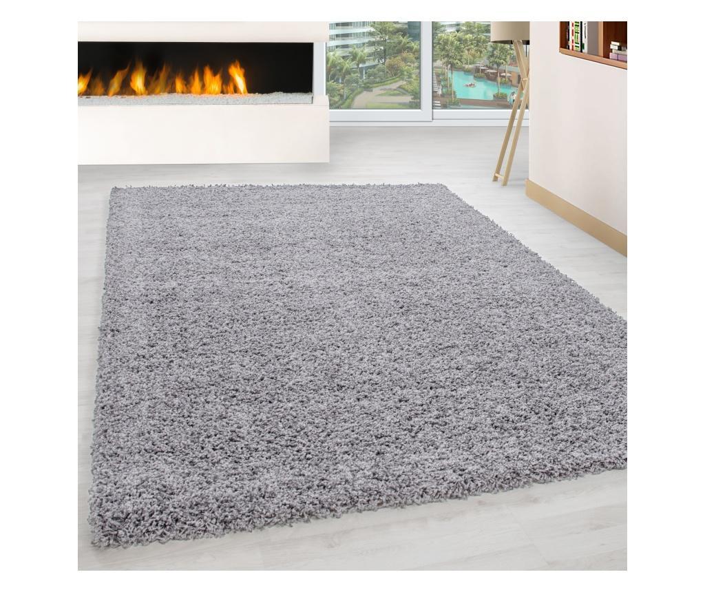 Covor Life Lightgrey 80x150 cm - Ayyildiz Carpet, Gri & Argintiu imagine 2021